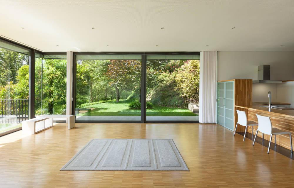 Acristalamiento para terrazas y ventanas aislantes