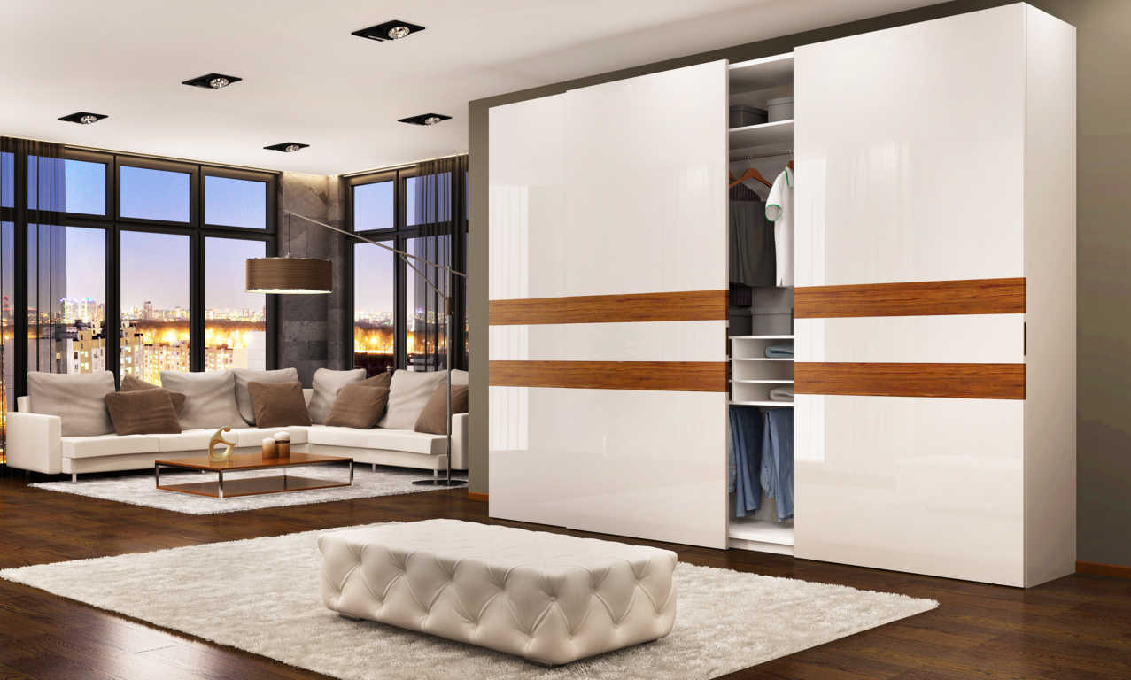 Consejos para elegir las puertas de los armarios del dormitorio