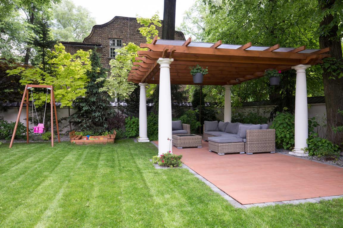 La venta y alquiler de casas con jardines se dispara