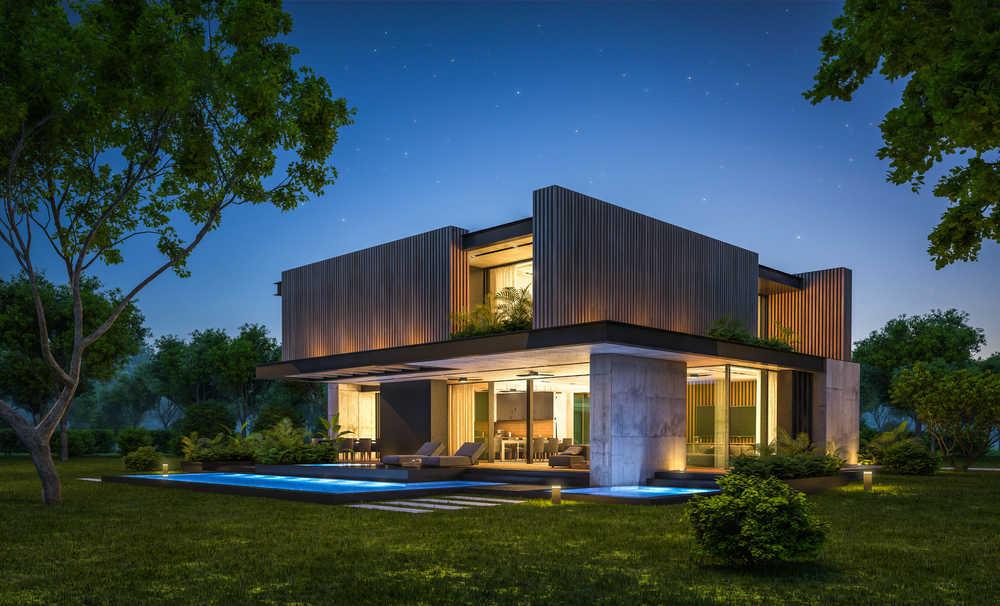 Se potencia la edificación de jardines en viviendas, urbanizaciones y comunidades de propietarios